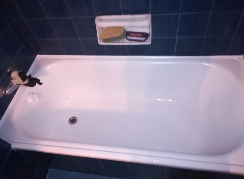 Reparar bañeras